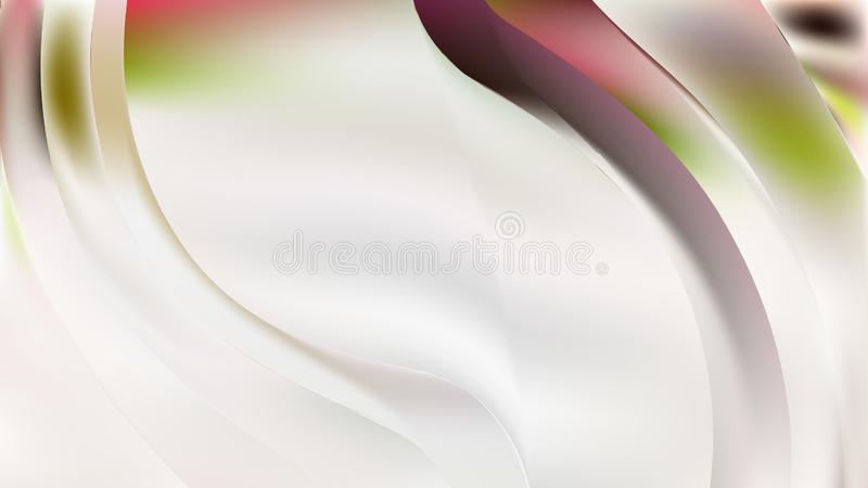 White Pink Close-up Background Beautiful elegant Illustration graphic art design Background royalty free illustration