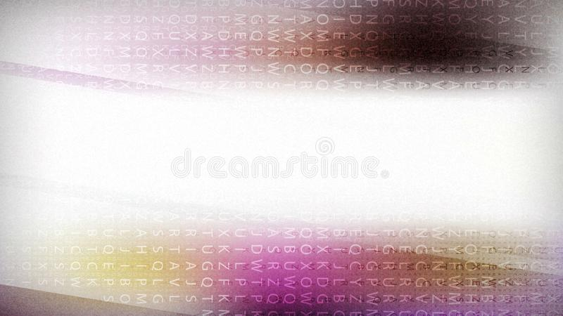 White Pink Text Beautiful elegant Illustration graphic art design Background. White Pink Text Background Beautiful elegant Illustration graphic art design stock illustration