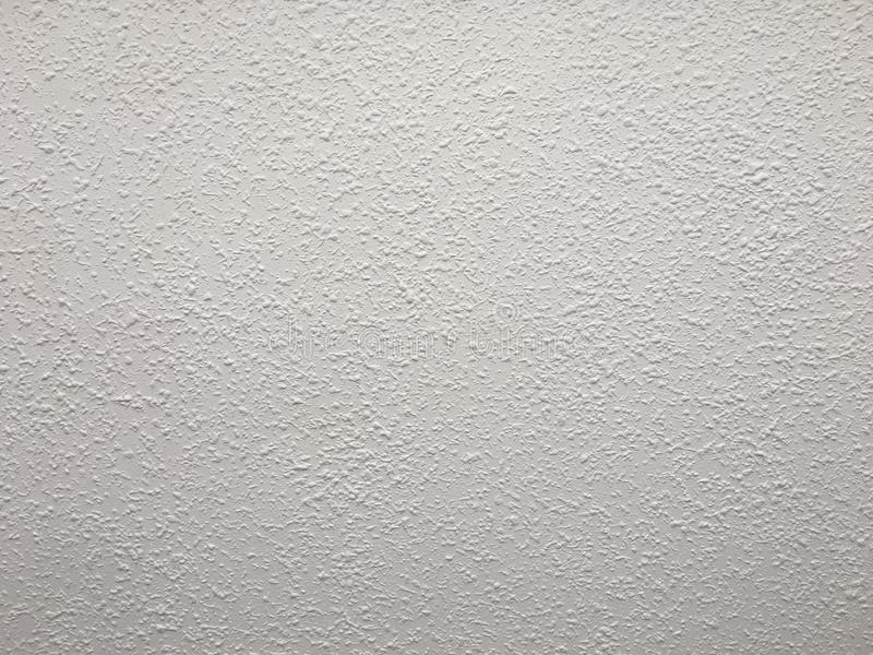 White plaster wall texture abstract background royalty free stock photo