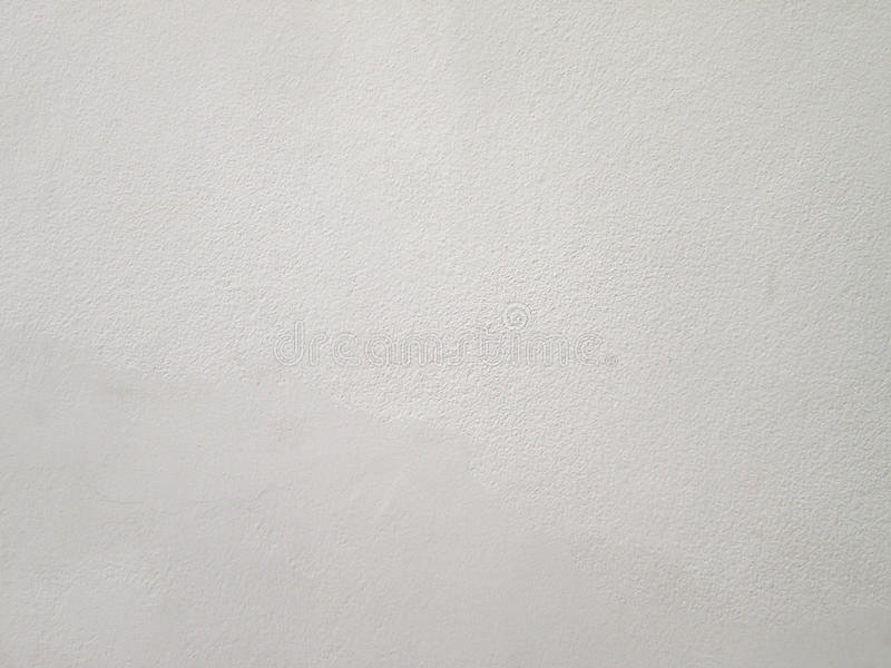 The white plastered wall stock photos