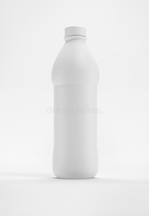 Download White Plastic Bottle Stock Photo - Image: 27625350