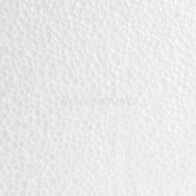 White Plastic Foam Texture. For background stock illustration