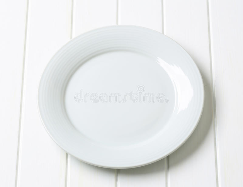 Download White plate stock image. Image of nobody, plate, digifoodstock - 39505731