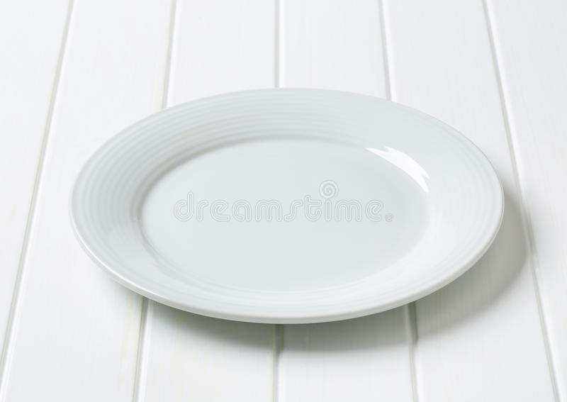 Download White plate stock image. Image of clean, object, shot - 39505829
