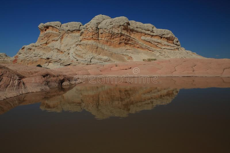 White Pocket In The Vermilion Cliffs National Monument