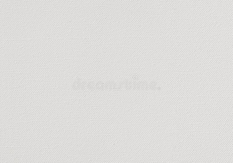 White primed artist s canvas