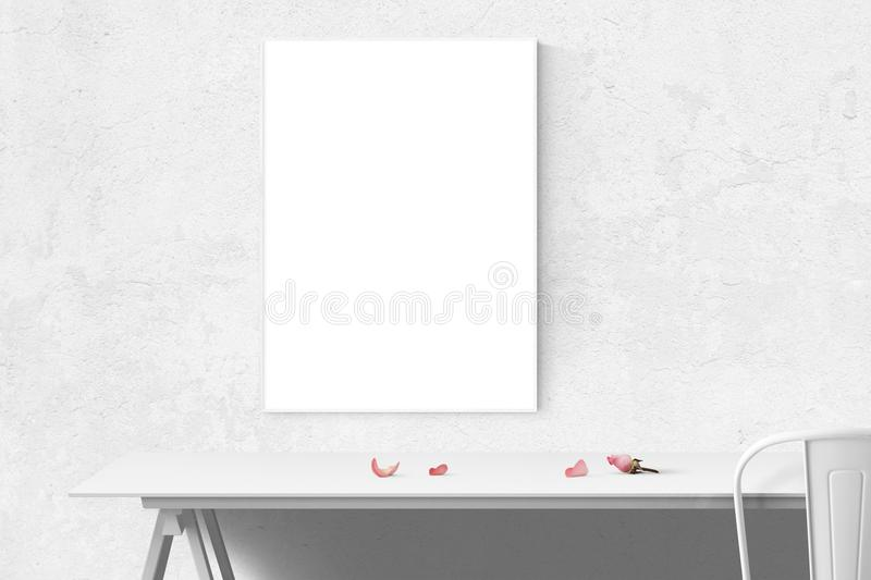 White, Product Design, Product, Furniture royalty free stock image