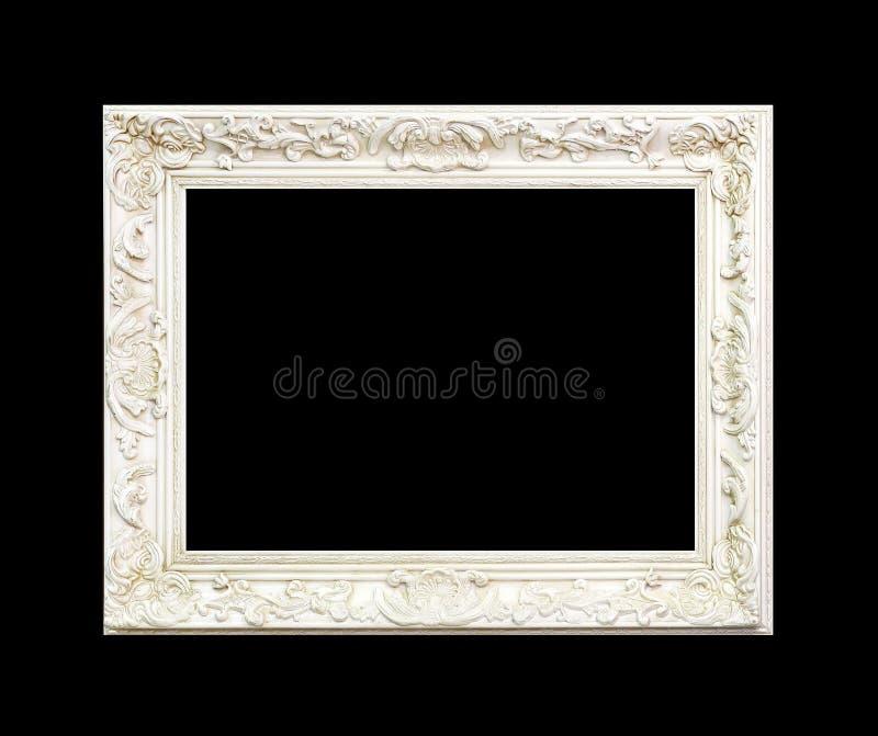white ramowy zdjęcie royalty free
