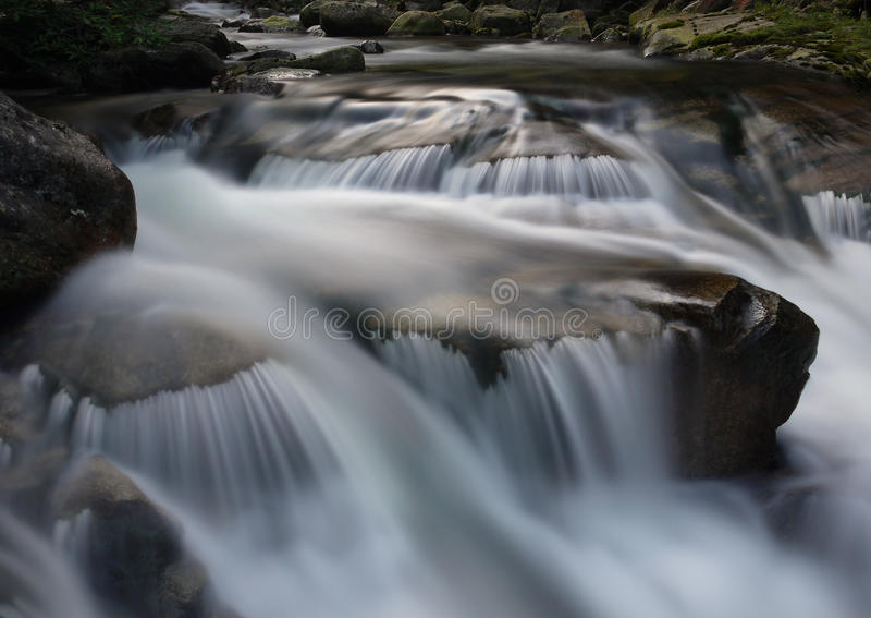 Download White rapids. stock image. Image of rapids, white, nature - 32210147