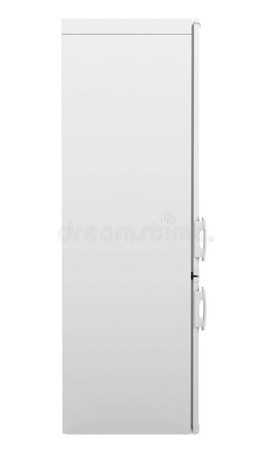 White Refrigerator Stock Images