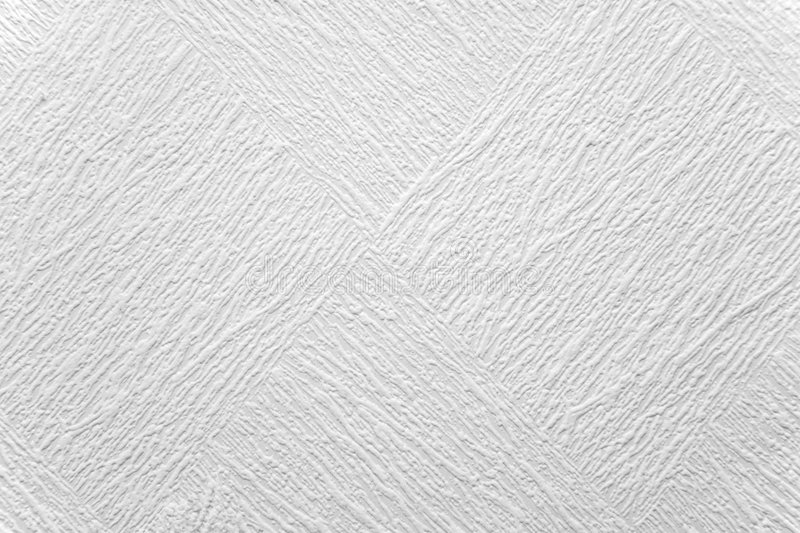 White relief wallpaper texture royalty free stock image