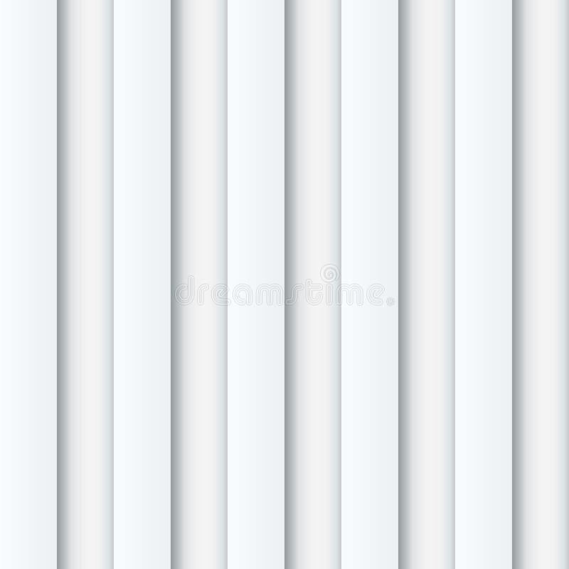 Download White Ribbed Wall Background. Stock Vector - Illustration: 32873033