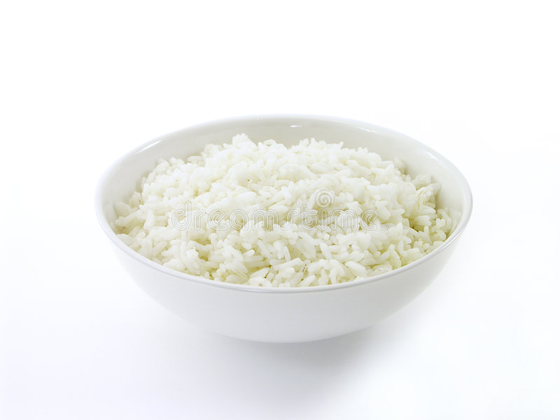 Download White Rice; 1 Of 2 Royalty Free Stock Photos - Image: 1022788