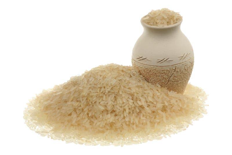 Download White rice stock photo. Image of crude, hill, porridge - 17300286