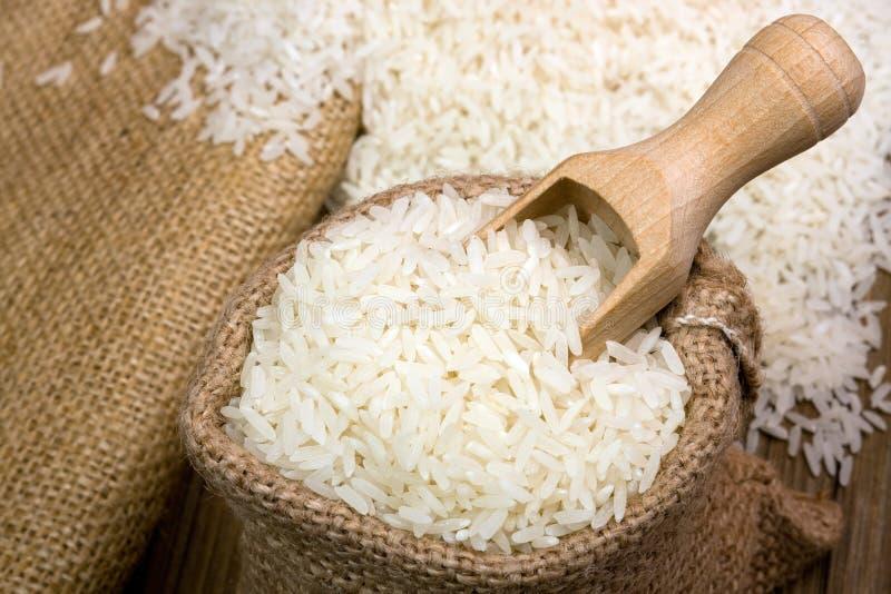 White rice stock photos
