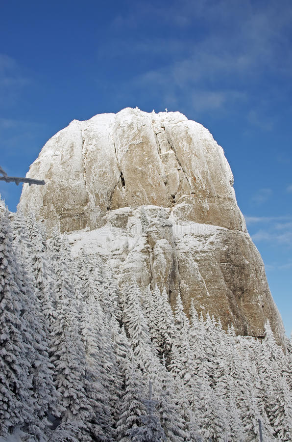 Download White rock stock image. Image of landscape, cover, frozen - 29055811