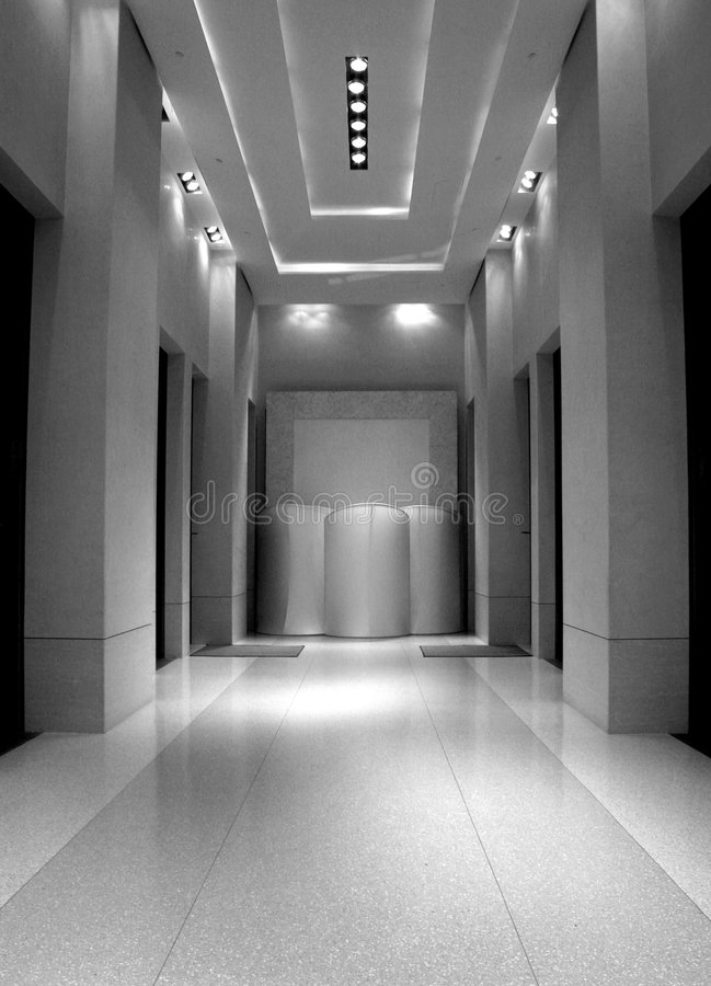 Download White Room stock image. Image of lines, lights, indoor - 908523