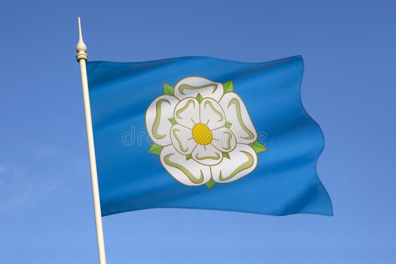Download White Rose Of Yorkshire - United Kingdom Stock Photo - Image of yorkshire, county: 35127896