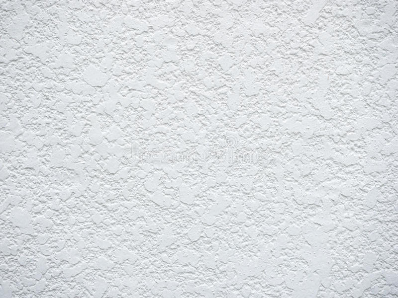 Download White Rough Concrete Wall Texture Stock Image