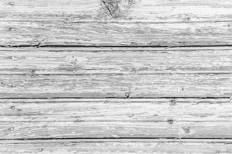 White rustic wood texture with natural patterns surface as background royalty free stock photo