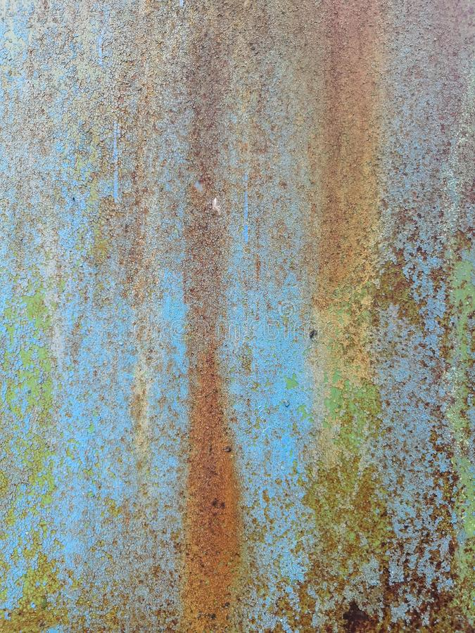 White rusty metal surface texture background, closeup metallic stock images