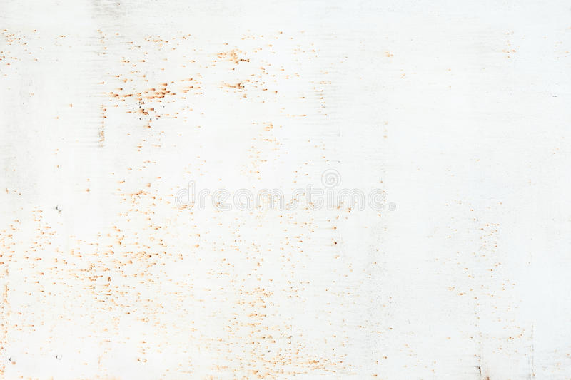 White rusty metal. Texture or background stock photos