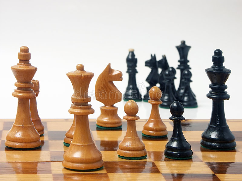 Download White's advantage stock image. Image of power, board, success - 143727