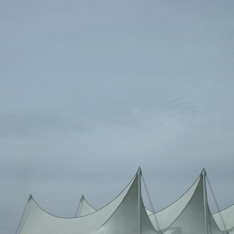 Download White sails and sky stock image. Image of exterior, bright - 28474081