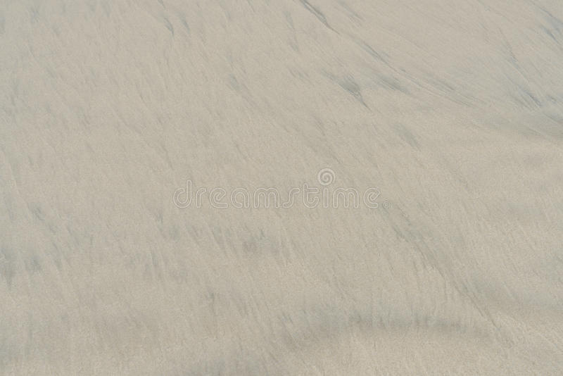 White Sand beach for background and texture royalty free stock image