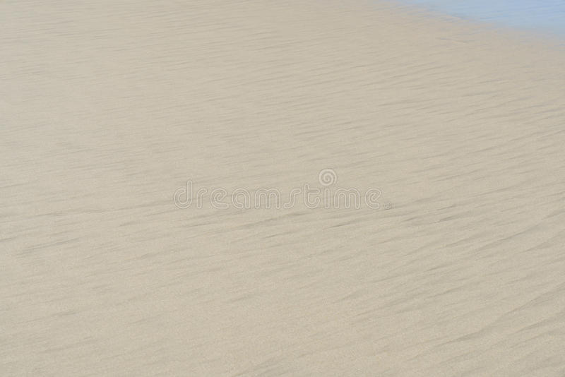 White Sand beach for background and texture stock images