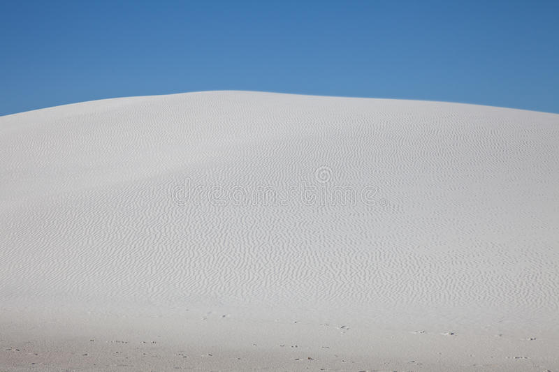 Download White Sands stock image. Image of ripples, mexico, park - 17286879