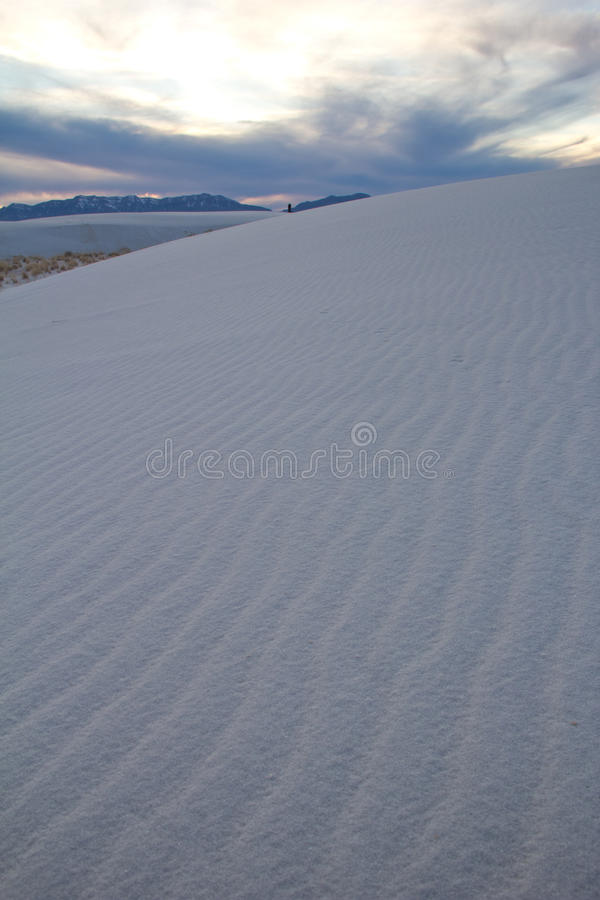 Download White Sands New Mexico stock photo. Image of dunes, national - 23030694