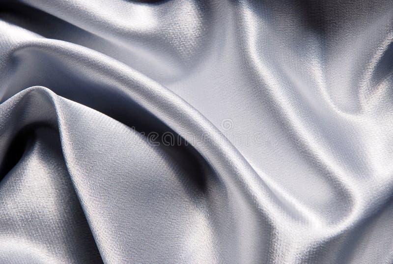 White satin background royalty free stock image