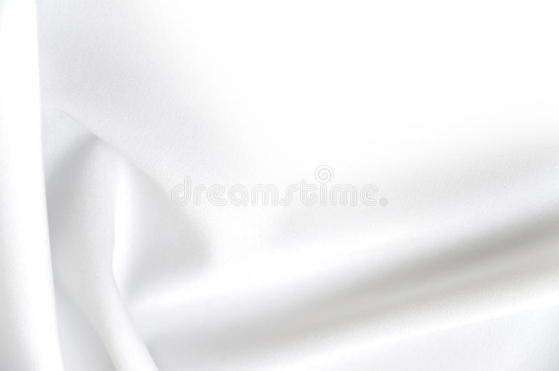 White satin with copyspace royalty free stock photo