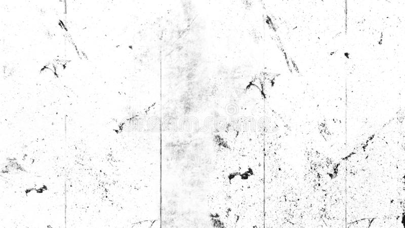 White scratched grunge background, old film effect for text stock photography