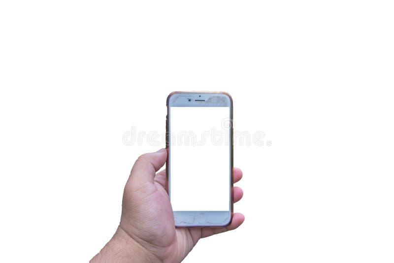 White screen stock image
