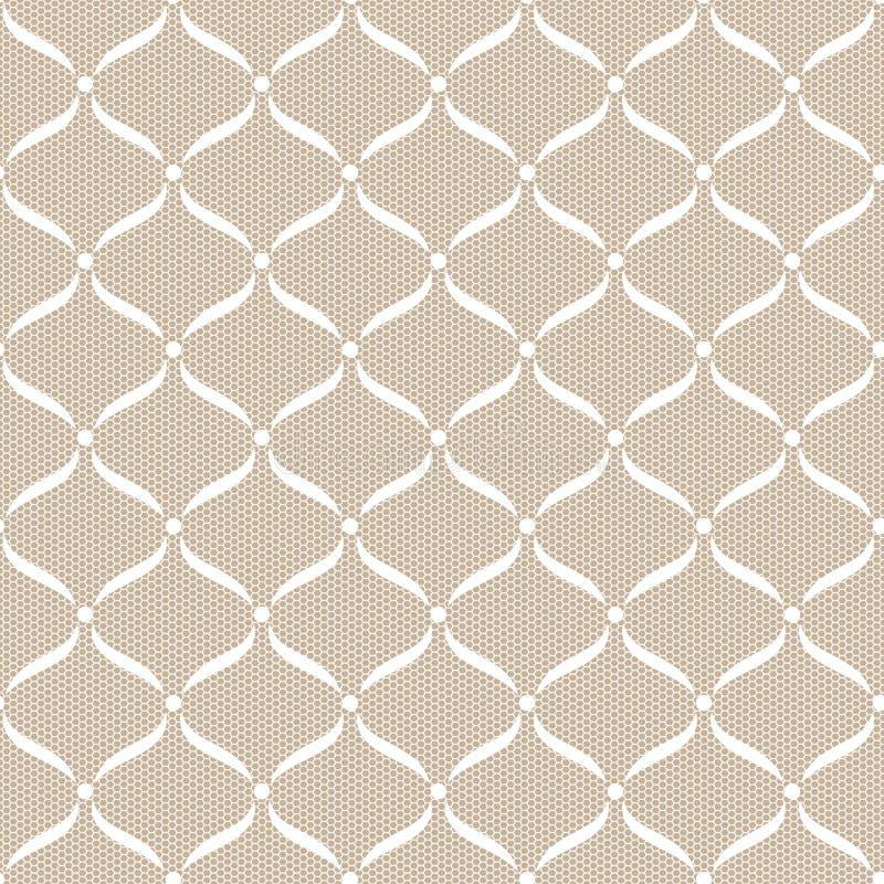 White seamless pattern. vector illustration