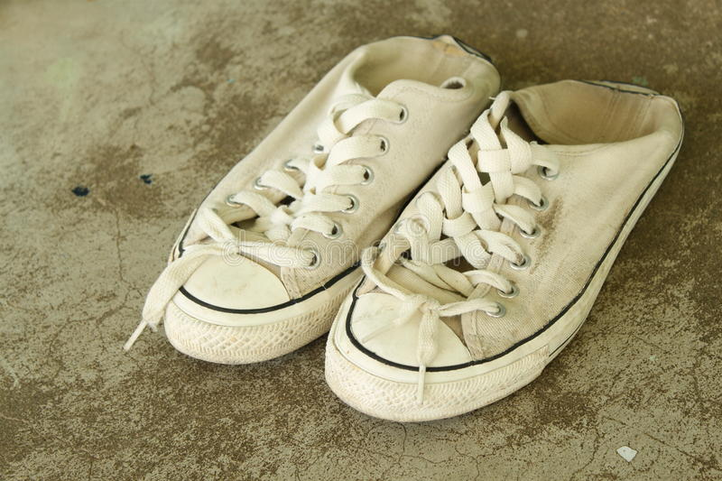 Download White shoes stock image. Image of isolated, sport, minimal - 22255327
