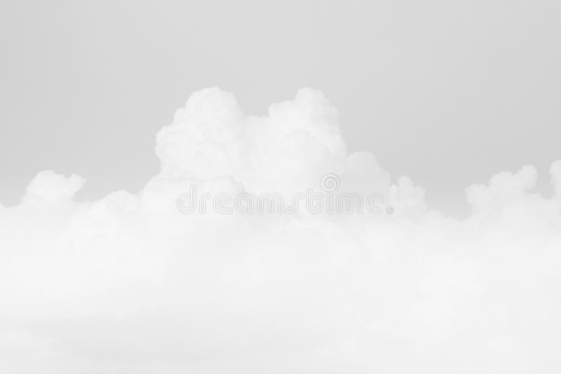 White sky soft cloud, sky pastel gray white color soft background. The white sky soft cloud, sky pastel gray white color soft background royalty free stock photo