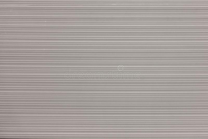 White slats, timber battens wall pattern surface texture. Close-up of interior material for design decoration background stock photos