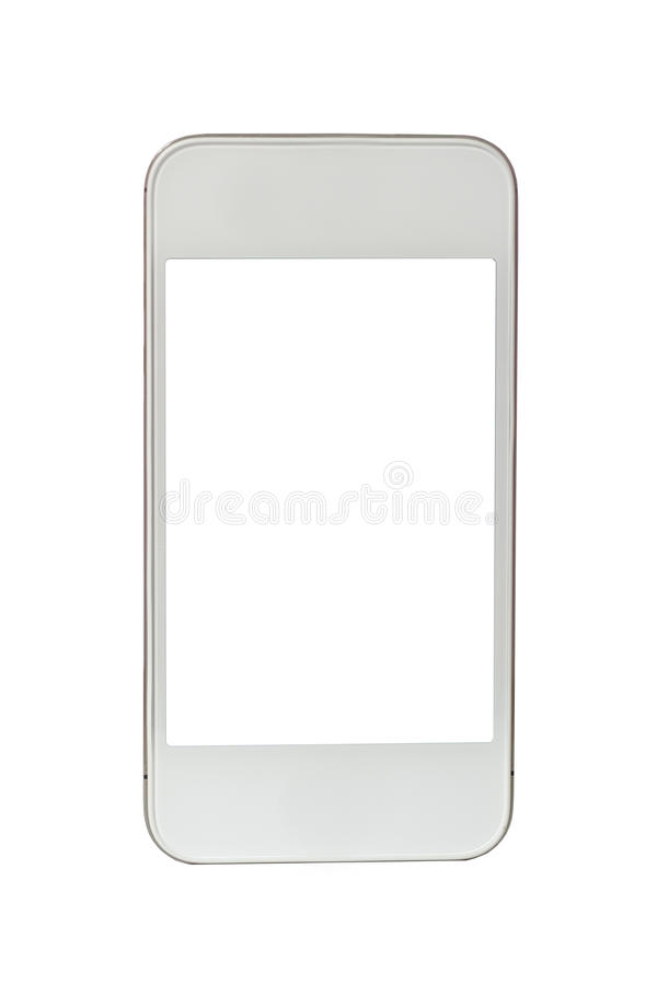 Free White Smartphone Stock Images - 27168544