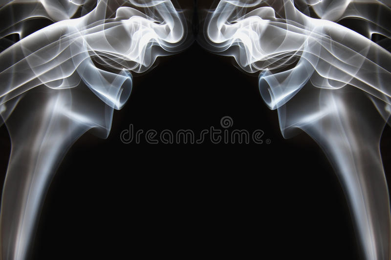 Download White smoke stock photo. Image of pollution, space, energy - 83704830