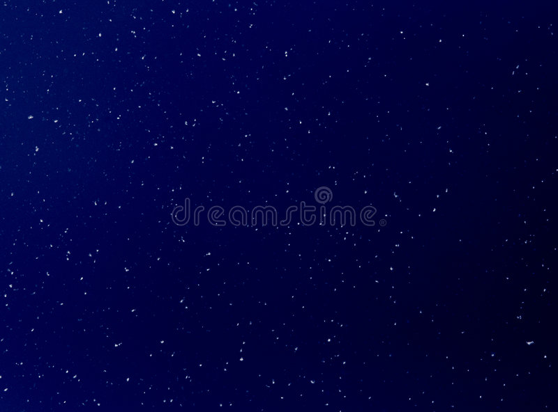 Download White snow in the blue sky stock image. Image of nature - 7224675