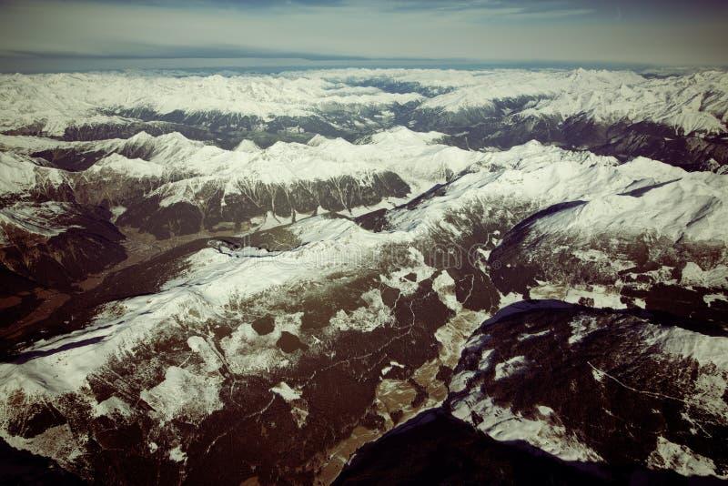 White Snowcapped Mountains Free Public Domain Cc0 Image