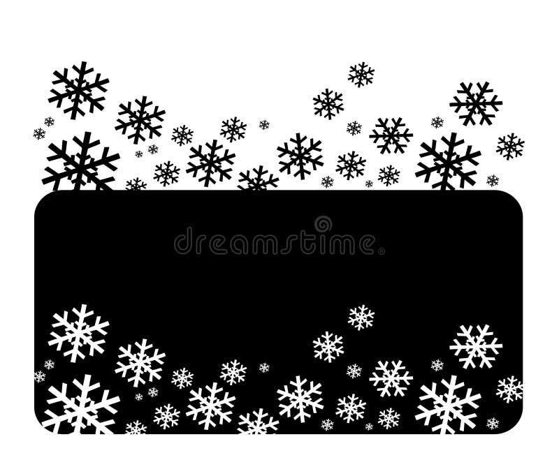 Download White   snowflakes stock illustration. Image of modern - 11206461