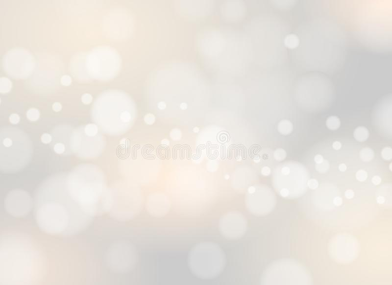 White soft light background royalty free illustration