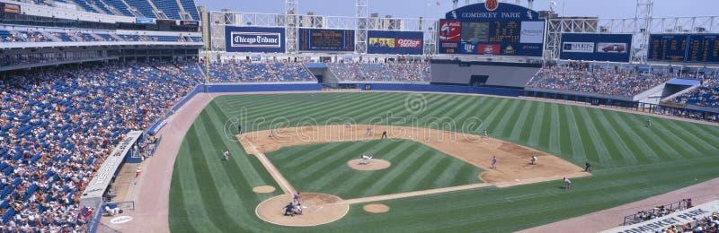 White Sox V. Rangers στοκ φωτογραφίες