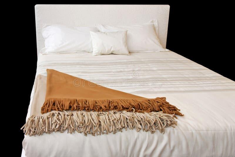 white spać zdjęcia stock