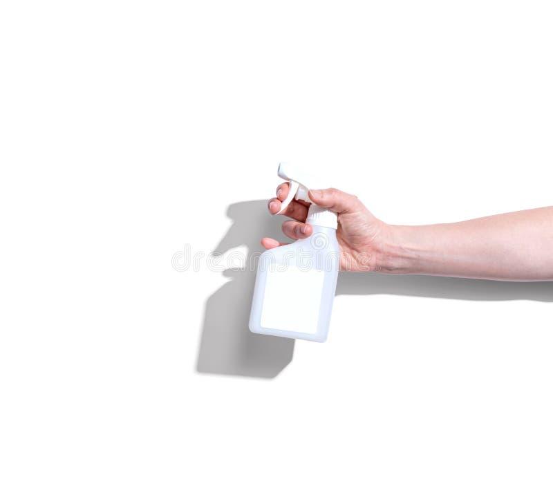 Free White Spray Bottle Stock Images - 176647834