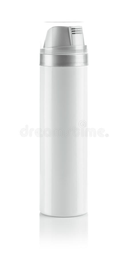 Free White Spray Bottle Isolated Stock Photos - 15668593